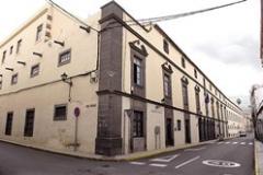 19-12-08 Las Palmas de Gran Canaria. Reportaje sobre el uso del Hospital San Martín. Fotógrafo: Andrés Cruz